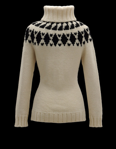 MONCLER Women - Fall-Winter 13/14 KNITWEAR - Turtleneck -