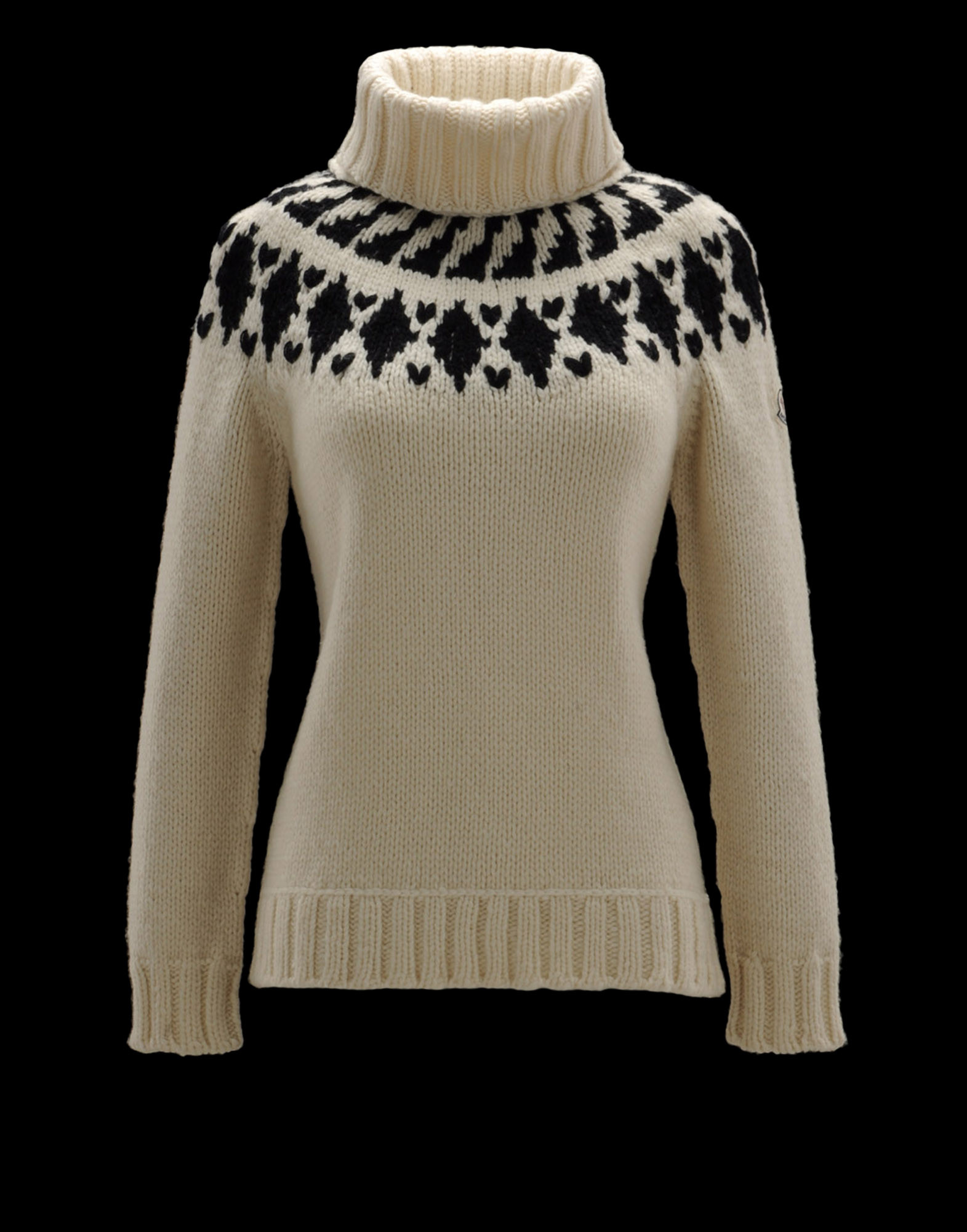MONCLER Women - Fall-Winter 13/14 - KNITWEAR - Turtleneck -