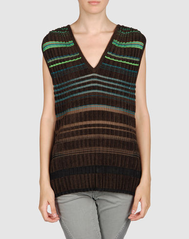 MISSONI - Sleeveless sweater
