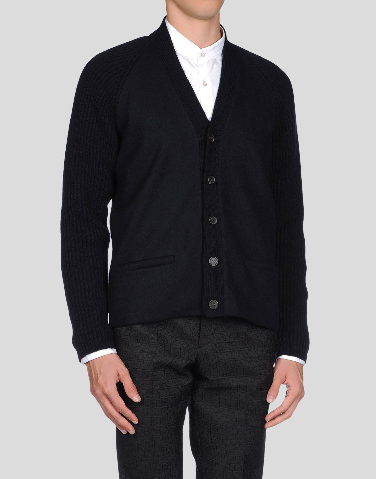 3b7b0cf12c5e2 Cardigan Men - Knitwear Men on Jil Sander Online Store