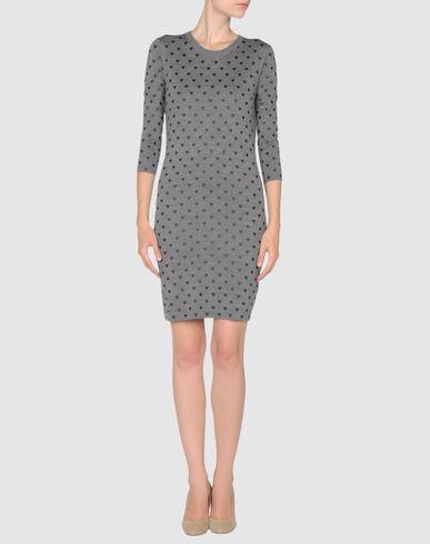 Pippa Middleton Grey Dress