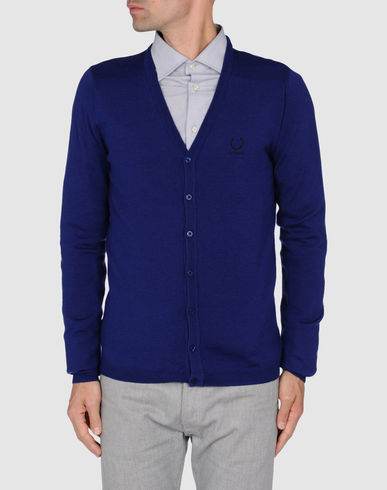 RAF SIMONS FRED PERRY - Cardigan