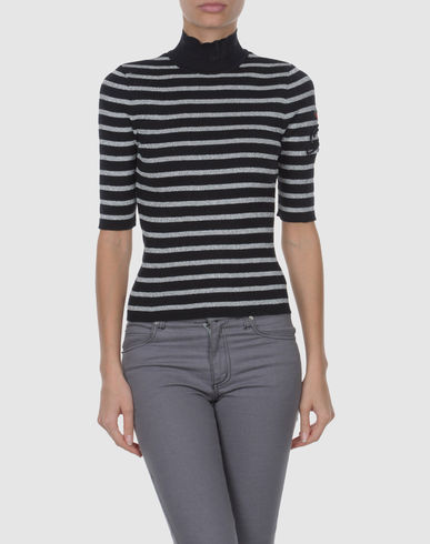 ANNA MOLINARI BLUMARINE - Short sleeve sweater