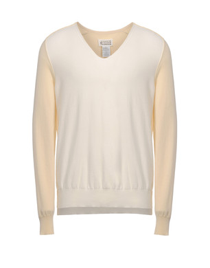 V-neck Men's - MAISON MARTIN MARGIELA 10