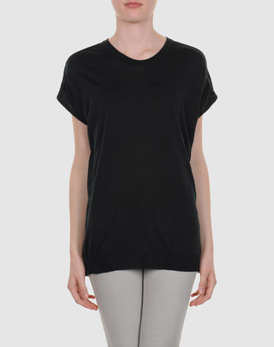 LANVIN - Short sleeve sweater