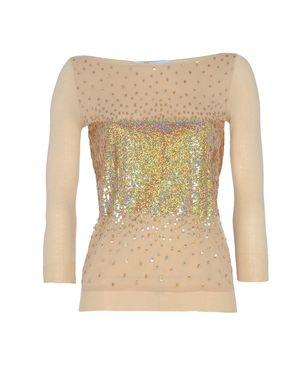 Short sleeve jumper Women's - BLUMARINE