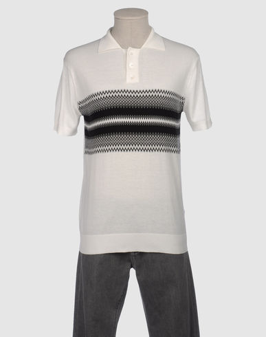 Y-3 - Polo sweater