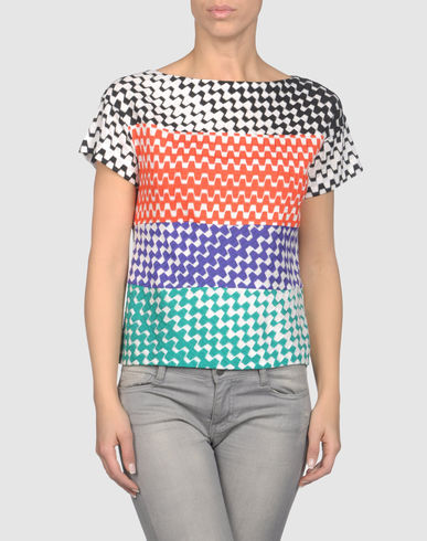 MISSONI - Short sleeve sweater