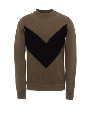 Pull  col ras du cou Homme - DRIES VAN NOTEN