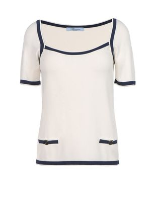 Short sleeve sweater Women's - BLUMARINE