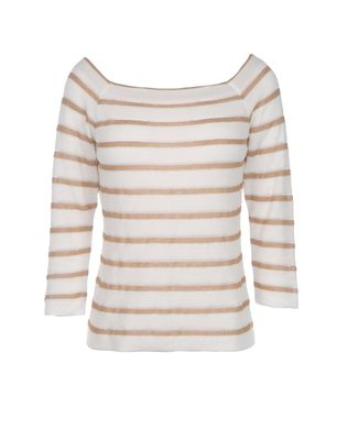 Short sleeve sweater Women's - ERMANNO SCERVINO