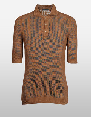 Polo sweater Men's - ZZEGNA