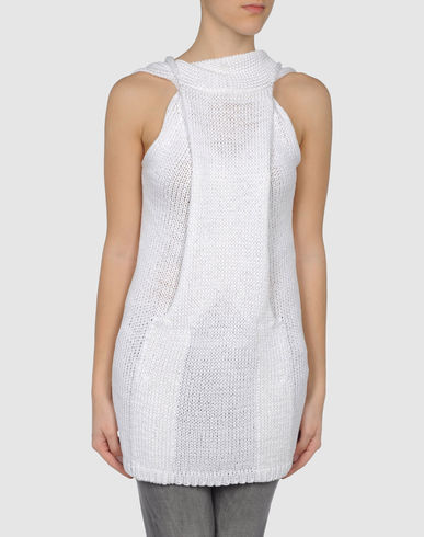 COSTUME NATIONAL - Sleeveless sweater