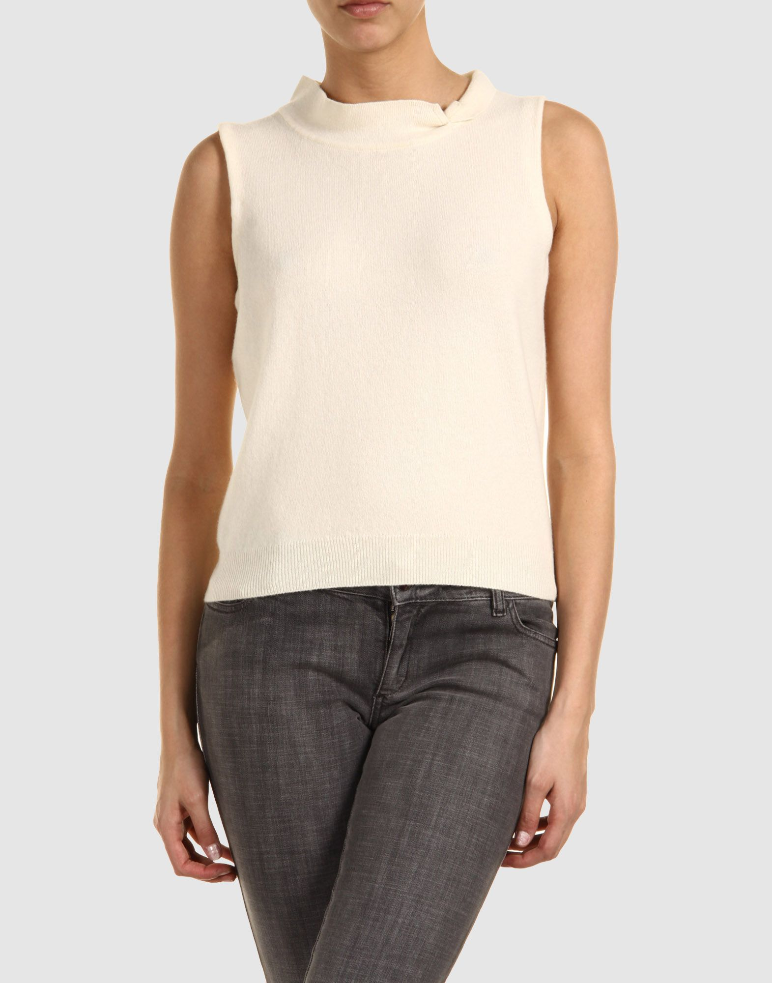 marc jacobs  marc jacobs sleeveless sweaters