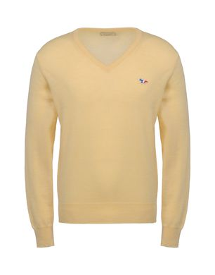V-neck Men's - MAISON KITSUN