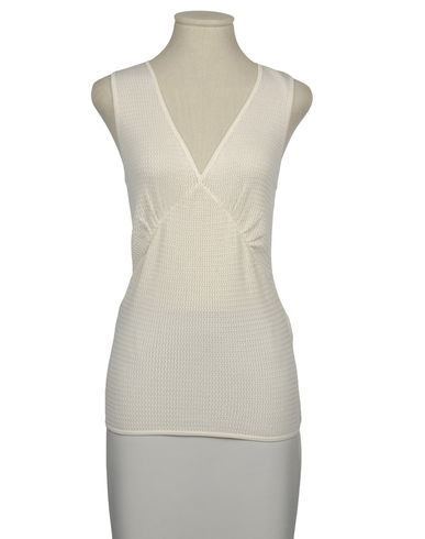 ROCHAS - Sleeveless sweater