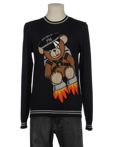 FRANKIE MORELLO - Crewneck sweater