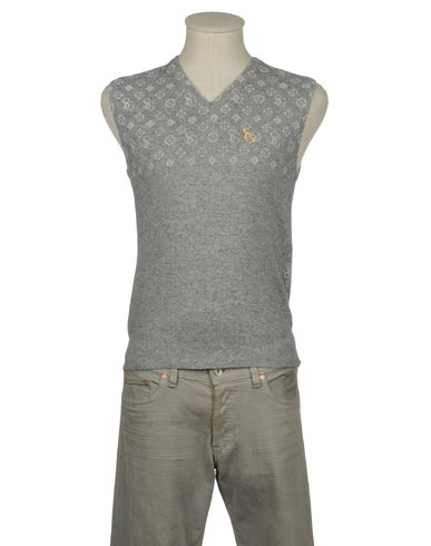DANIELE ALESSANDRINI HOMME - Sweater vest