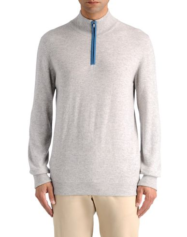 Contrast Pullover Sweater