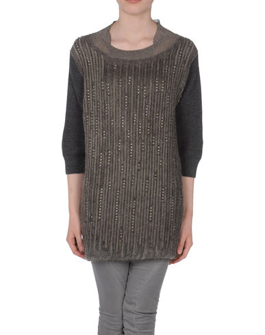 AVIÙ - Short sleeve sweater