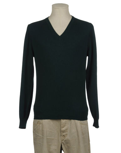 COUTURE DU CUIR - Cashmere sweater