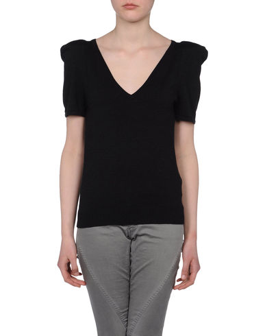DIANE VON FURSTENBERG - Short sleeve sweater