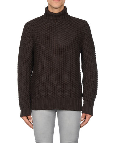 PIOMBO - High neck sweater