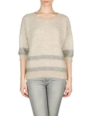 CHLOÉ - Short sleeve jumper