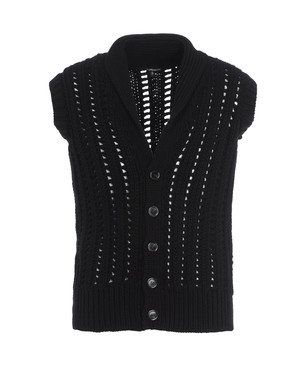 Sweater vest Men's - ANN DEMEULEMEESTER