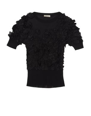 Short sleeve sweater Women's - NINA RICCI