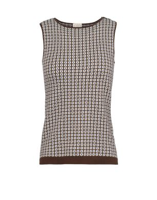 Sleeveless sweater Women's - AGNONA
