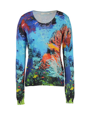 Long sleeve sweater Women's - MARY KATRANTZOU