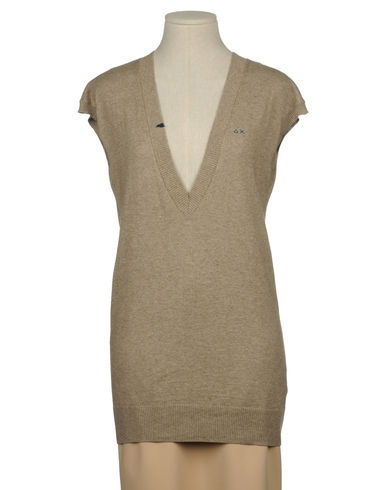 SUN 68 - Sleeveless jumper