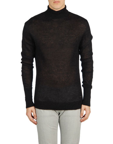 COSTUME NATIONAL HOMME - High neck sweater