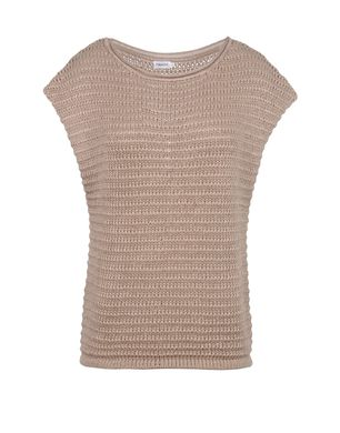 Sleeveless sweater Women's - FILIPPA K