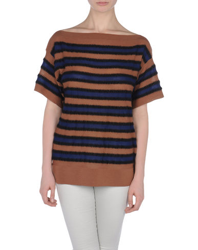 SONIA RYKIEL - Short sleeve sweater