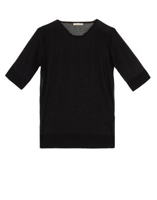Short sleeve sweater Women's - MAURO GRIFONI