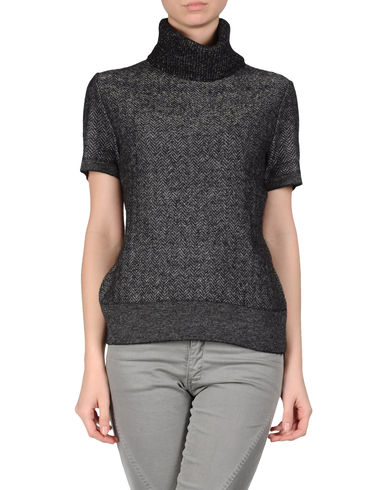 ERMANNO SCERVINO - Short sleeve jumper