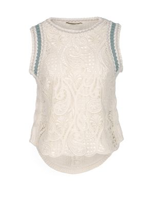 Sleeveless sweater Women's - ERMANNO SCERVINO