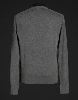 Maglia girocollo in cachemire e seta - Cachemire - Dolce&Gabbana - Estate 2016