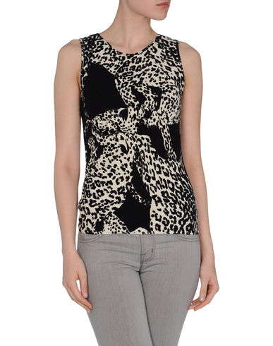 BLUMARINE - Sleeveless jumper