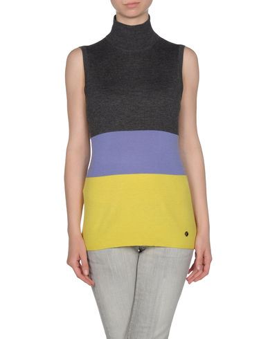 VERSACE COLLECTION - Sleeveless sweater