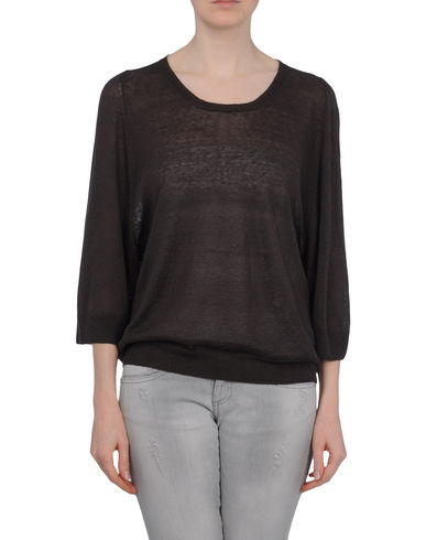 JIL SANDER - Short sleeve sweater