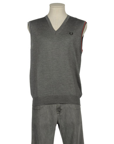 FRED PERRY - Sweater vest