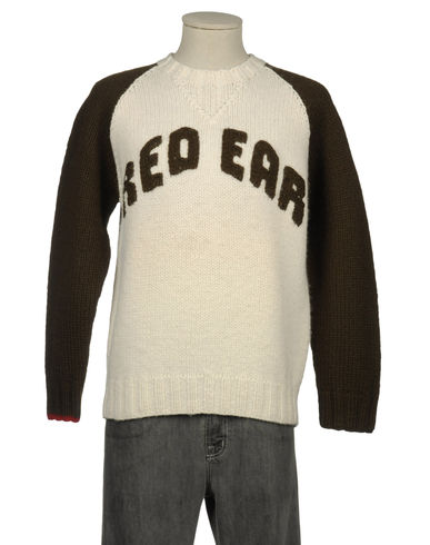 RED EAR BY PAUL SMITH JEANS - Crewneck sweater