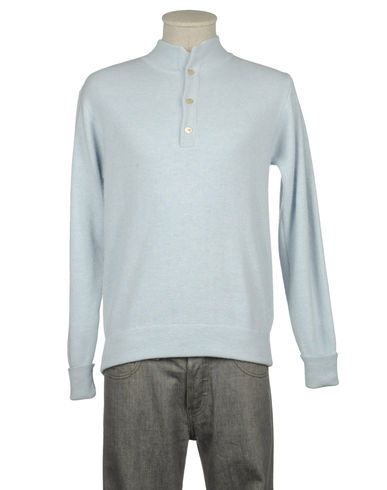 ROBERTO COLLINA - High neck sweater