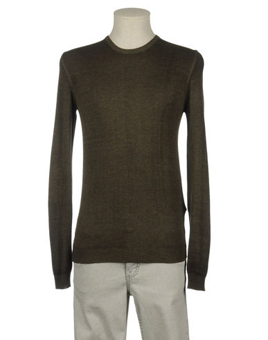 ROBERTO COLLINA - Crewneck sweater