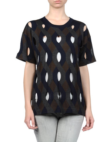 MIU MIU - Short sleeve sweater