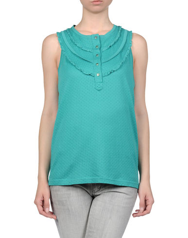MARC BY MARC JACOBS - Sleeveless jumper