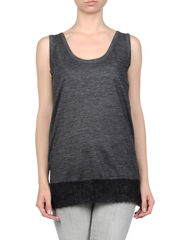 PRADA SPORT - Sleeveless jumper